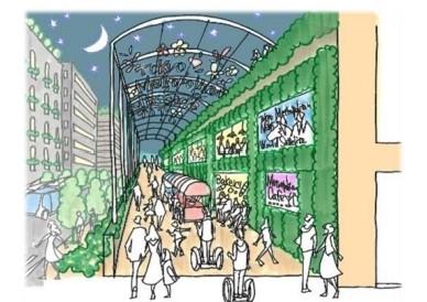 未来の中央区!日本最大規模の八重洲バスターミナル・東京スカイコリドー空中回廊構想!!