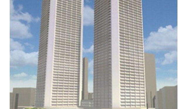 豊海地区再開発事業、タワーマンションはまだまだ立つ